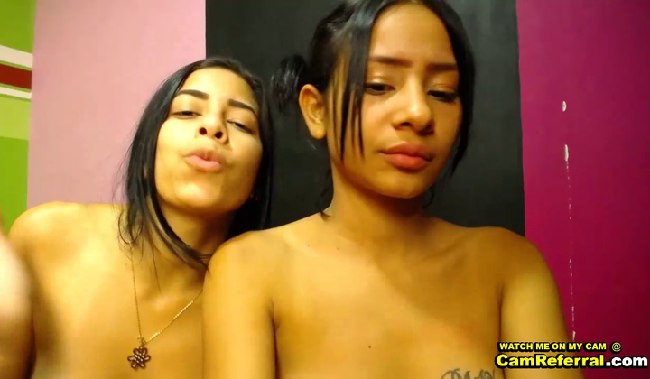 Lesbian - trio Girl On Girl Latinas Eat Her Friends Nice Thick Vag