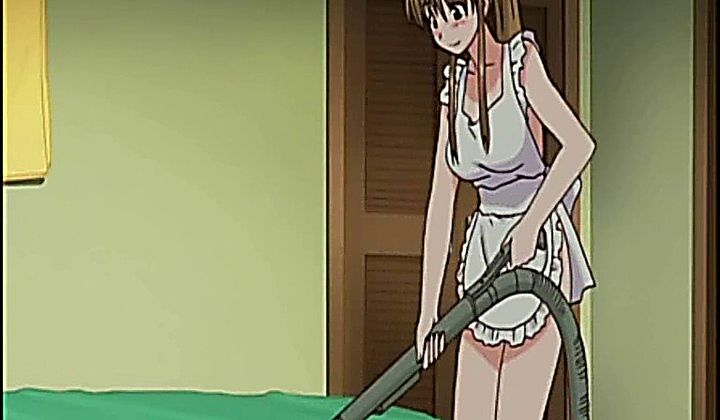 Anime - Japanese Hentai Maid Self Masturbation