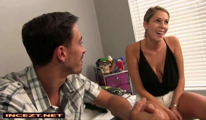 Nikki Brooks - Nikki B - Blackmailing My Sister